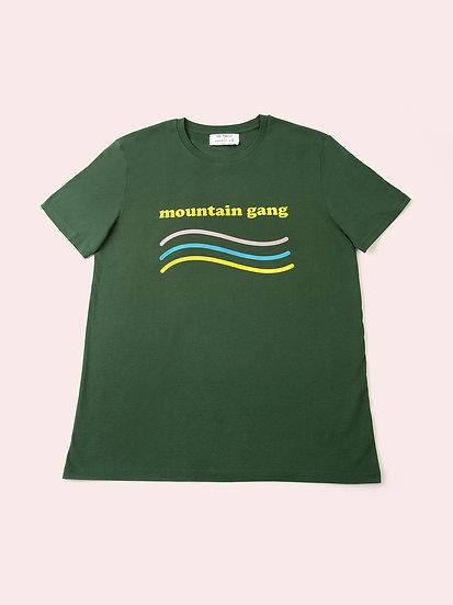 TIB - Tee shirt vert bouteille