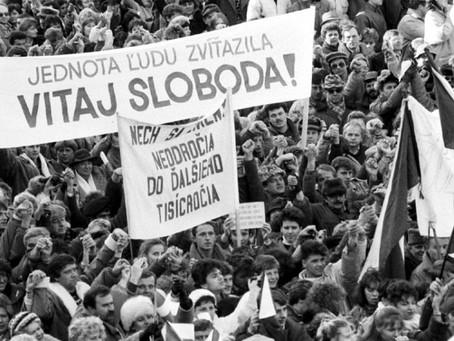 Na Slovensku sa žije oproti obdobiu spred roka 1989 lepšie