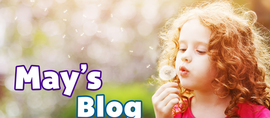 Crafts,Colours, & Fun Activities, Oh May!