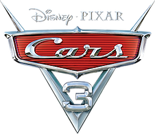 Disney Pixar Cars 3 logo