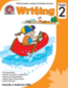 CCP Grade 2 Writing Workbook