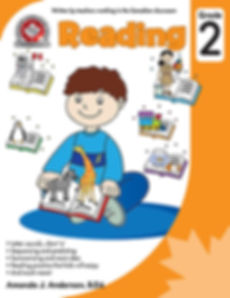 CCP Grade 2 Reading Workbook