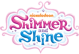 Nickelodeon Shimmer and Shine logo