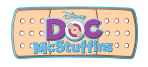 Disney Doc McStuffins logo