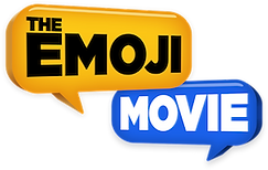 The Emoji Movie logo