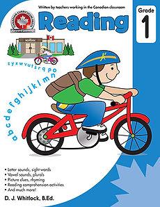 Grade 1 Educational Workbooks   Canadian Curriculum Press