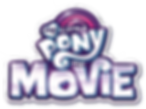 My Little Pony The Movie logo