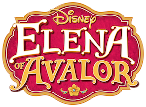 Disney Elena of Avalor logo