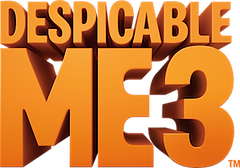Despicable Me 3 logo