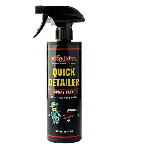 CERAMIC QUICK DETAILER SPRAY WAX