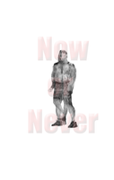 """Now Or Never 13"""" x 19"""" Archival ink jet prints 2011"""
