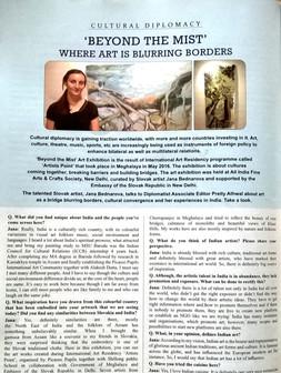Diplomatists Magazine