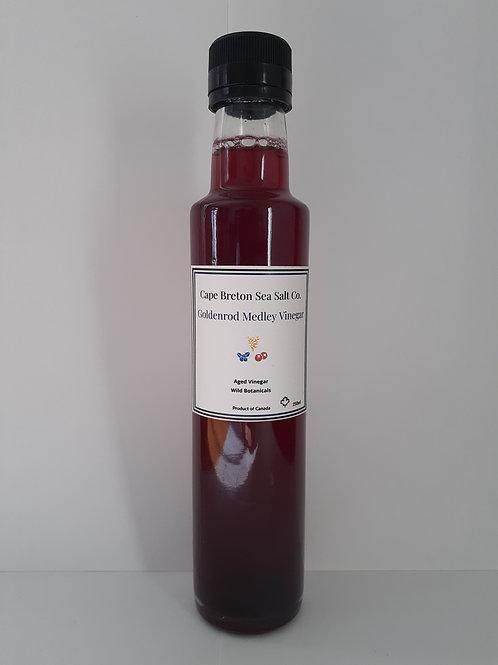 Wild Goldenrod Vinegar Medley