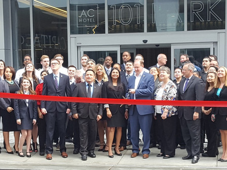 AC Hotel Opens with a Bang