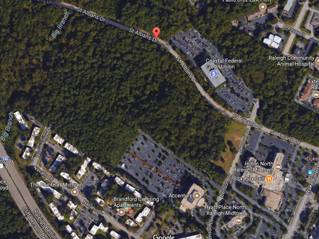 Raleigh Real Estate Partners Purchase Land on St. Albans Drive