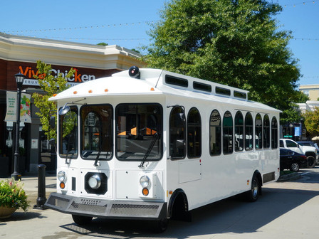 Have you ridden North Hills' new shuttle yet?