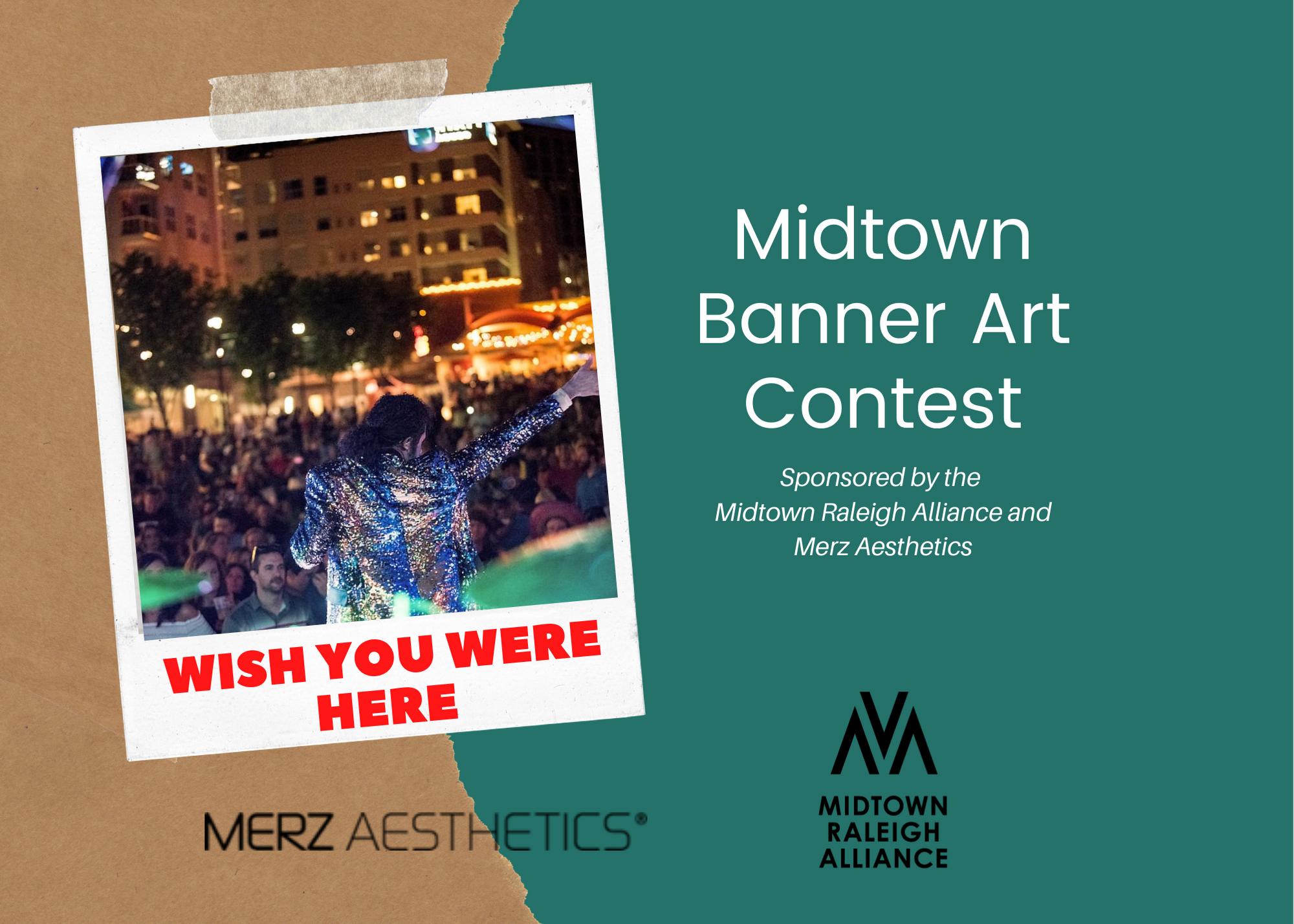 Midtown Banner Art Contest