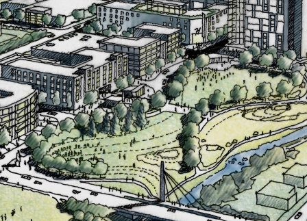 Walkable Midtown: The Midtown-St. Albans Area Plan