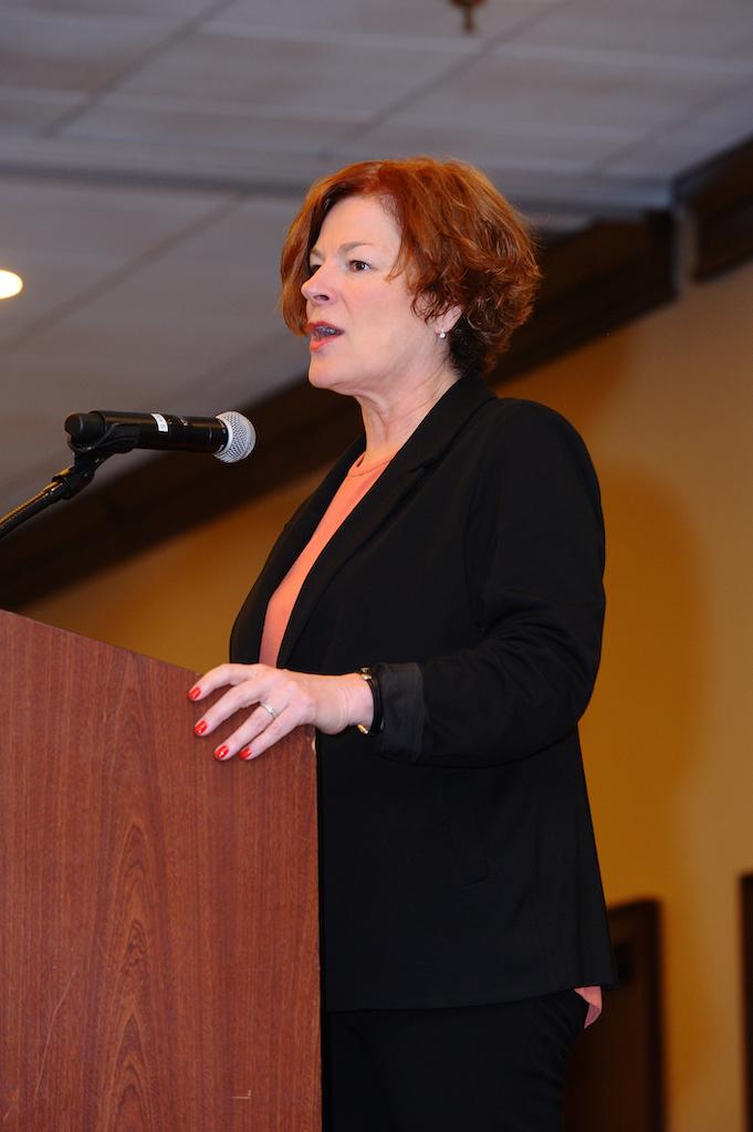 Mayor Baldwin Speaks