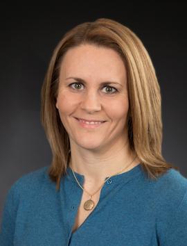 Alana Sine, CFO