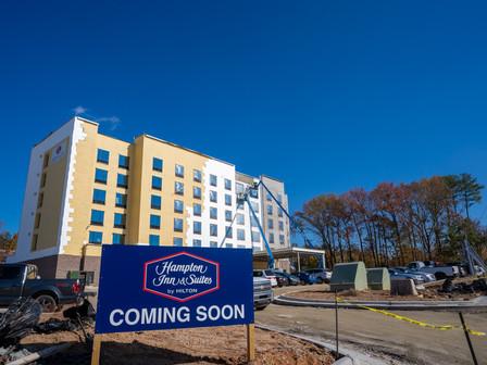Job Fair for Hampton Inn & Suites Raleigh Midtown!