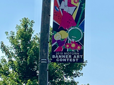 Banners Up!