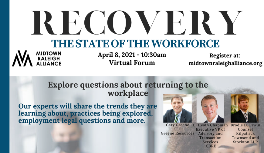RECOVERY: The State of the Workforce