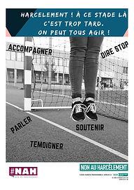affiche_non_au_harcelèment_-_Collège_Clé
