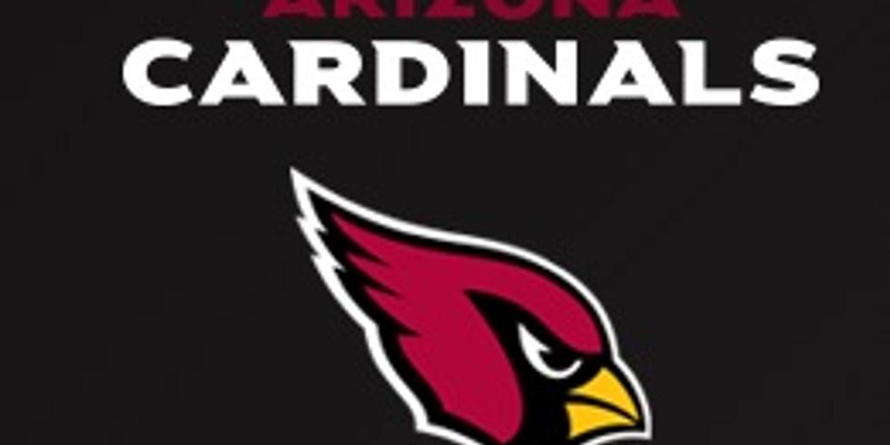 Arizona Cardinals Football @ Lonne Butte Casino