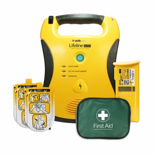 Defibtech Lifeline Semi Automatic AED