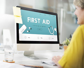 First Aid paediatric blended learning at Sussex First Aid courses