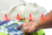 AED Deibrillator CPR training