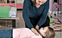 Parent and Grandparent first aid baby/child first aid training