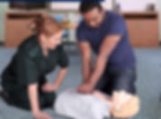 First aid at work annual refresher training
