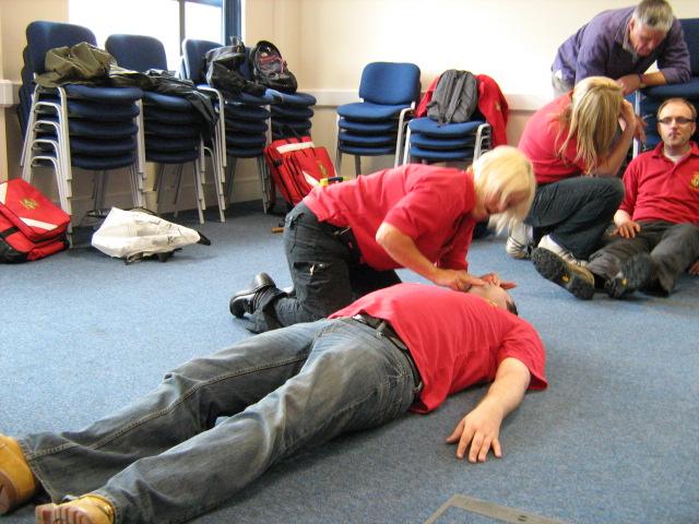 Community responder training