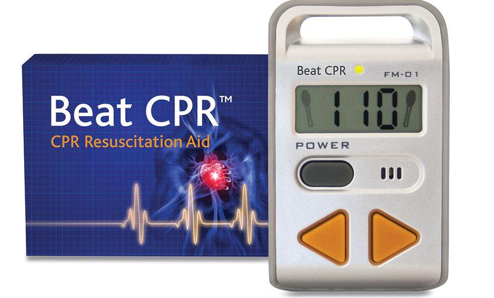 Beat CPR Resuscitation Aid