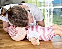 Bab/Child first aid trainng