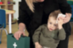 Foster carer first aid training