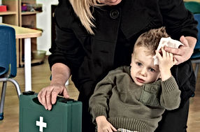 Foster carer first aid training courses Burgess Hill
