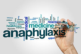 Anaphylaxis first aid training Burgess Hill