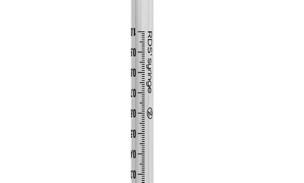 Box - 100 x 1ml  Syringe Barrel