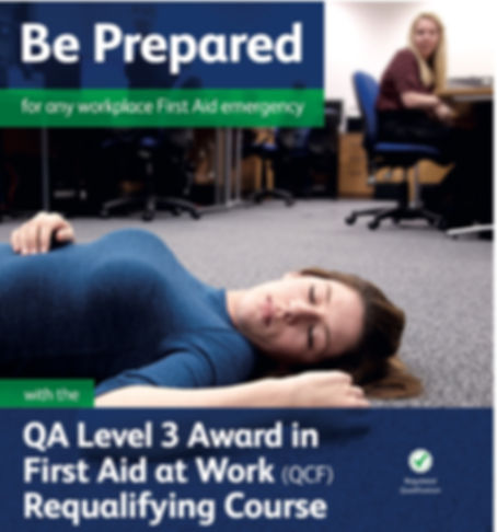 First Aid At Work Burgess Hill