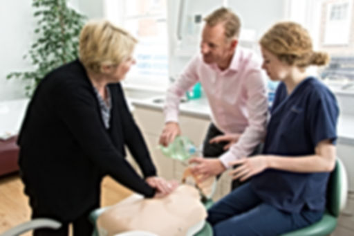 Garry Perkins HCPC Paramedic and first aid trainer at Sussex first aid courses