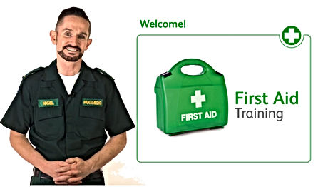 Sussex First Aid Courses Online Blended Learning