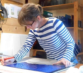 Ruth Mullan Stained Glass Commissions Artist