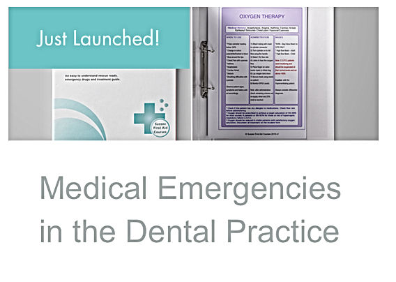 The UK's first rescue ready medical emergencies in the dental practice manual with flow charts, treatment guides and emergency drug protocols.