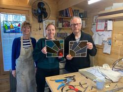 Ruth Mullan Glass Workshops