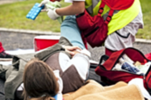 Sports injury first aid
