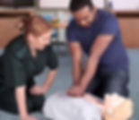 BLS/AED First aid training