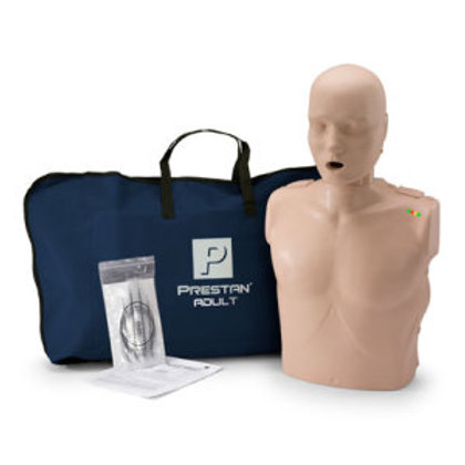 Prestan Adult Manikin with CPR LED Monitor